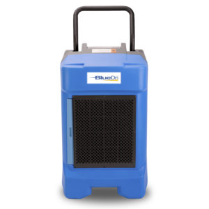 BLUEDRI™  BD-130P  COMMERCIAL  DEHUMIDIFIER BLUE