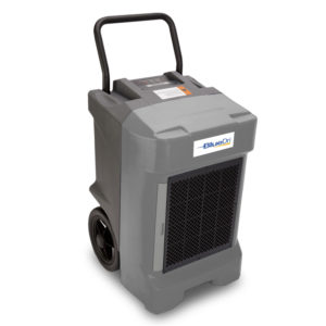 BLUEDRI™  BD-130P  COMMERCIAL  DEHUMIDIFIER GREY