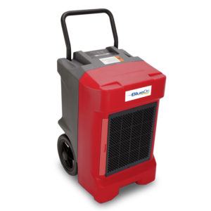 BLUEDRI™  BD-130P  COMMERCIAL  DEHUMIDIFIER RED