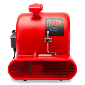 BLUEDRI™ JETSTER AIR MOVER RED