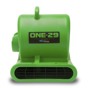 BLUEDRI™  ONE-29  AIR MOVER GREEN