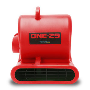 BLUEDRI™  ONE-29  AIR MOVER RED