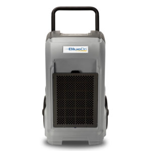 BLUEDRI™  BD-76P  COMMERCIAL  DEHUMIDIFIER GREY
