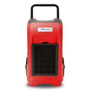 BLUEDRI™  BD-76P  COMMERCIAL  DEHUMIDIFIER RED