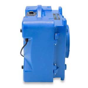 BLUEDRI™  AIR SHIELD 550 HEPA  AIR SCRUBBER BLUE