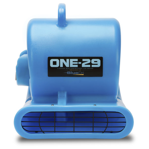 Blue Dri air mover one 29 blue