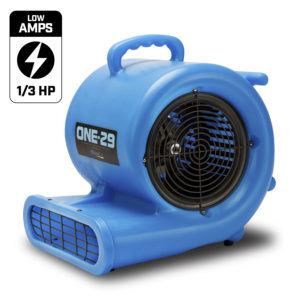 BLUEDRI™  ONE-29  AIR MOVER BLUE