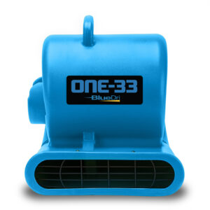 Bluedri™ One-33 Air Mover Blue