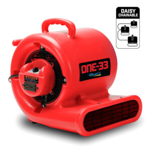 Bluedri™ One-33 Air Mover Red