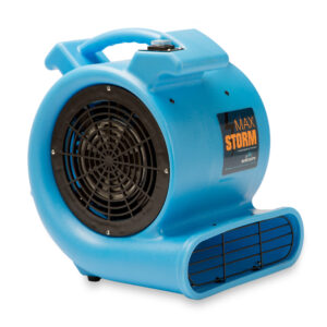 Soleaire® Max Storm Air Mover Blue